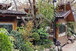 بهترین باغچه رستوران شهرقدس,باغچه رستوران خوب شهرقدس