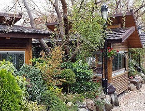 بهترین باغچه رستوران شهرقدس