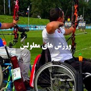 ورزش های معلولین